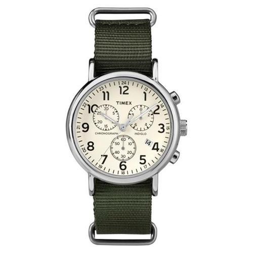 タイメックス ウィークエンダー メンズ 腕時計 TW2P71400-J アイボリー 国内正規