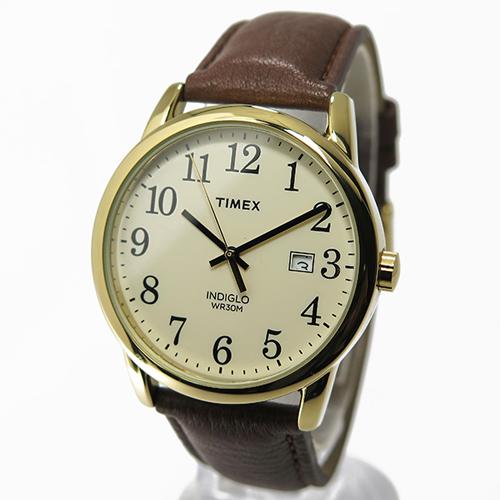 タイメックス イージーリーダー クオーツ メンズ 腕時計 TW2P75800-J 国内正規