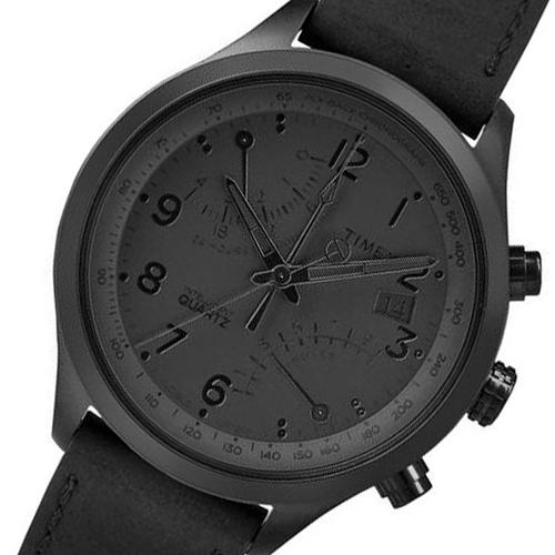 タイメックス インテリジェント メンズ 腕時計 TW2P79000-J ブラック 国内正規
