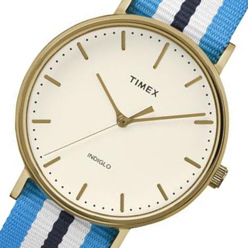 タイメックス ウィークエンダー メンズ 腕時計 TW2P91000 ホワイト 国内正規