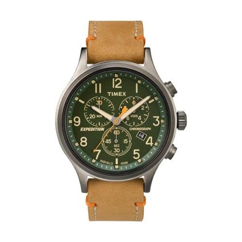 タイメックス スカウト クロノ メンズ 腕時計 TW4B04400 グリーン 国内正規