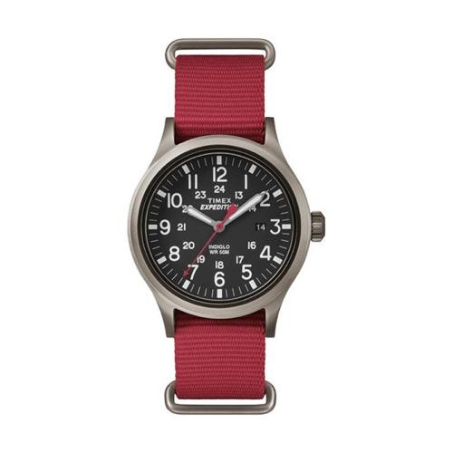 タイメックス スカウト クオーツ メンズ 腕時計 TW4B04500 ブラック 国内正規