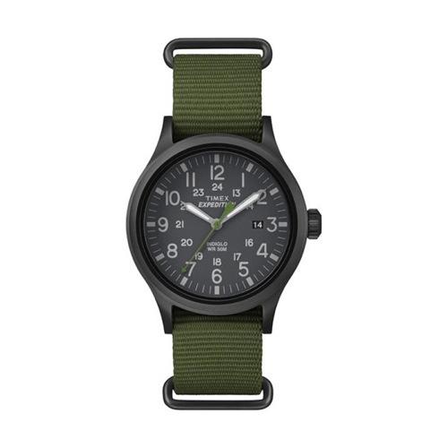 タイメックス スカウト クオーツ メンズ 腕時計 TW4B04700 グレー 国内正規