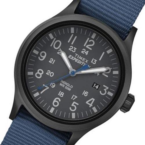 タイメックス スカウト クオーツ メンズ 腕時計 TW4B04800 グレー 国内正規