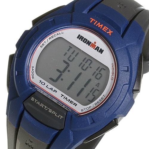 タイメックス TIMEX アイアンマン クオーツ メンズ 腕時計 TW5K94100 ネイビー