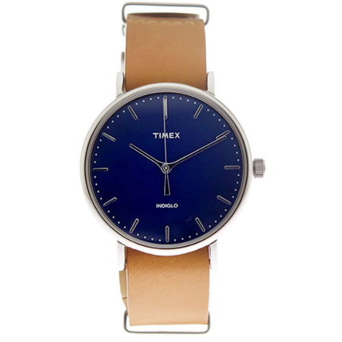 タイメックス 腕時計 メンズ TWG016300 クォーツ ネイビー キャメル></a><p class=blog_products_name
