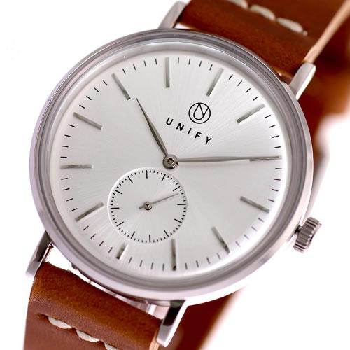 ユニファイ UNiFY ベルト2本セット クオーツ 腕時計 UF-001SV-RDCA シルバー></a><p class=blog_products_name