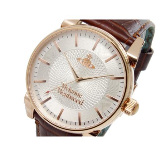 ヴィヴィアン ウエストウッド VIVIENNE WESTWOOD フィンズバリー クオーツ メンズ 腕時計 VV065RSBR
