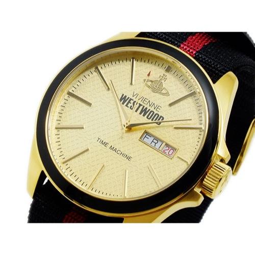 ヴィヴィアン ウエストウッド VIVIENNE WESTWOOD クオーツ メンズ 腕時計 VV068GDBK