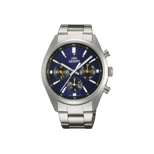 オリエント ORIENT ネオセブンティーズ Neo70's パンダ PANDA クオーツ メンズ クロノ 腕時計 WV0021UZ 国内正規