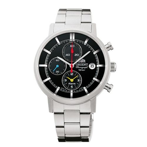 オリエント スタイリッシュ&スマート クオーツ メンズ 腕時計 WV0061TY 国内正規