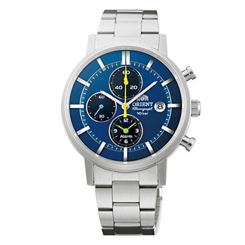 オリエント スタイリッシュ&スマート クオーツ メンズ 腕時計 WV0071TY 国内正規