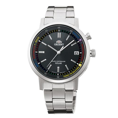 オリエント スタイリッシュ&スマート クオーツ メンズ 腕時計 WV0101SE 国内正規