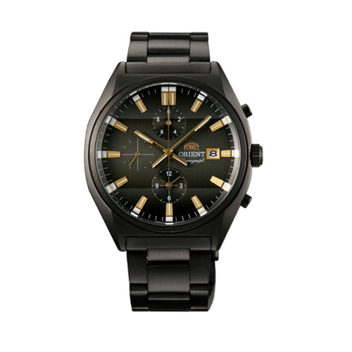 オリエント ORIENT ネオセブンティーズ Neo70's フォーカス Focus クオーツ メンズ クロノ 腕時計 WV0341TT 国内正規