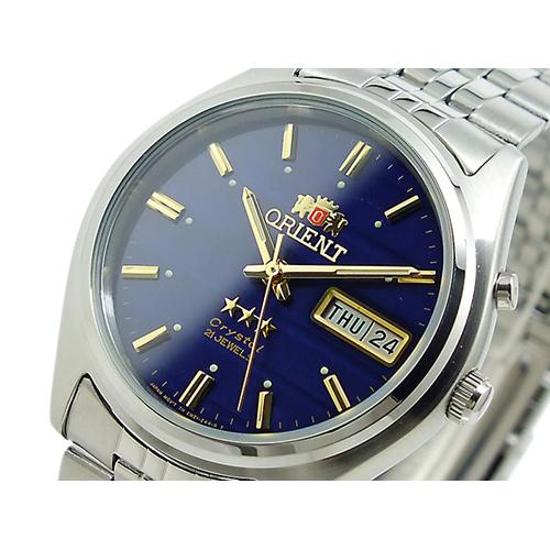 オリエント ORIENT スリースター 自動巻 腕時計 WV0361EM