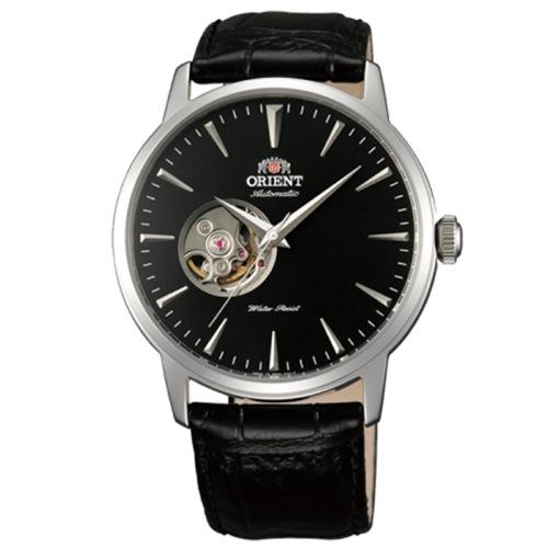 オリエント ワールドステージコレクション 自動巻き メンズ 腕時計 WV0501DB ブラック 国内正規