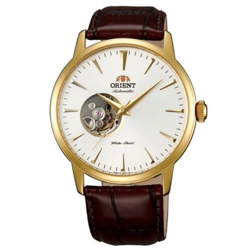 オリエント ワールドステージコレクション 自動巻き メンズ 腕時計 WV0511DB ホワイト 国内正規