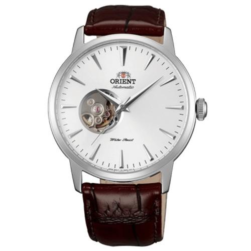 オリエント ワールドステージコレクション 自動巻き メンズ 腕時計 WV0521DB ホワイト 国内正規