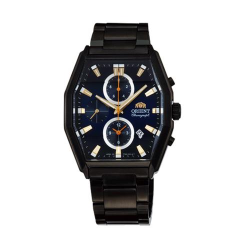 オリエント ORIENT ネオセブンティーズ Neo70's クオーツ メンズ クロノ 腕時計 WV0541TT 国内正規