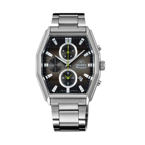 オリエント ORIENT ネオセブンティーズ Neo70's クオーツ メンズ クロノ 腕時計 WV0581TT 国内正規