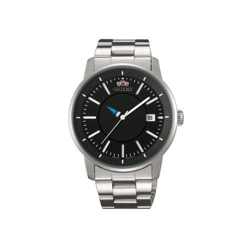 オリエント ORIENT スタイリッシュアンドスマート ディスク DISK 自動巻 メンズ 腕時計 WV0681ER 国内正規