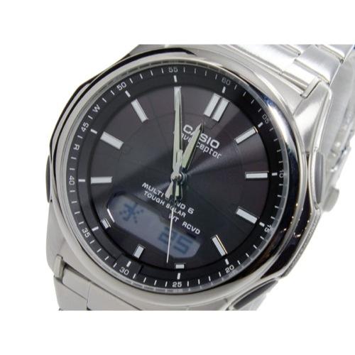 カシオ CASIO ウェーブセプター WAVE CEPTOR ソーラー メンズ 腕時計 WVA-M630D-1AJF
