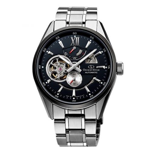 オリエント オリエントスター 自動巻き メンズ 腕時計 WZ0271DK ブラック 国内正規