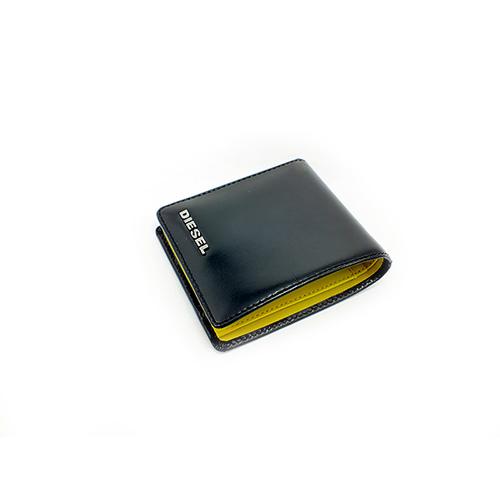 promo code e9352 44117 送料無料】今人気のディーゼル DIESEL 二つ折り メンズ 短財布 ...