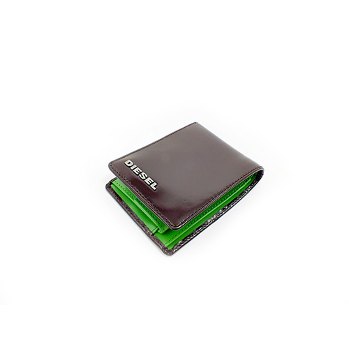 ディーゼル DIESEL 二つ折り 短財布 X01657-PS941-H4623