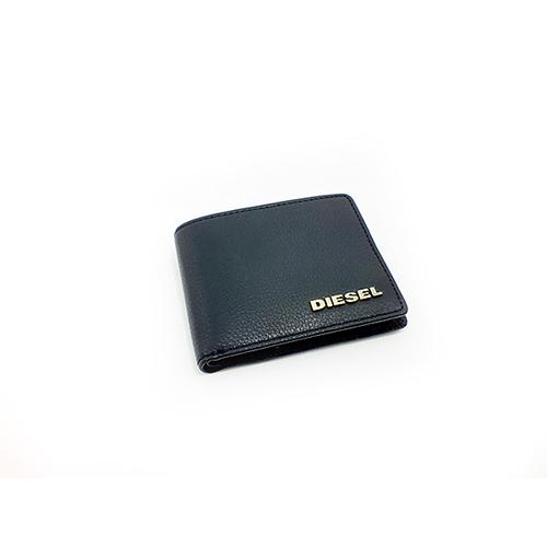 ディーゼル DIESEL 二つ折り 短財布 X01665-PS777-T8013