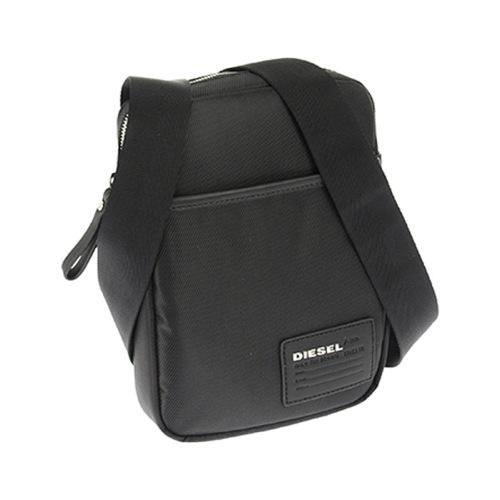 ディーゼル DIESEL メンズ ショルダーバッグ X03005-P0409-H1669 ブラック