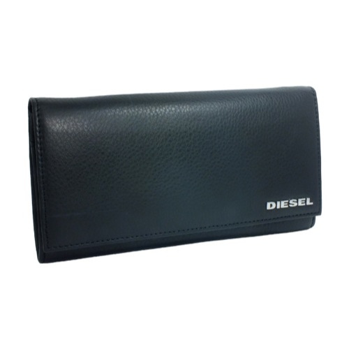 ディーゼル DIESEL 24 A DAY 長財布 メンズ X03147-PS777-T8013 ブラック