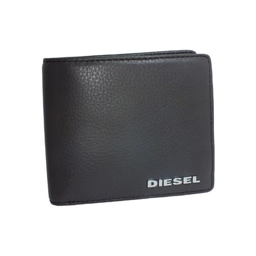 ディーゼル DIESEL HIRESH S 二つ折り 短財布 メンズ X03150-PS777-T2184
