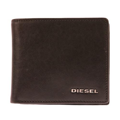 ディーゼル メンズ 二つ折り 短財布 X03363-PR013-H6030 ブラウン