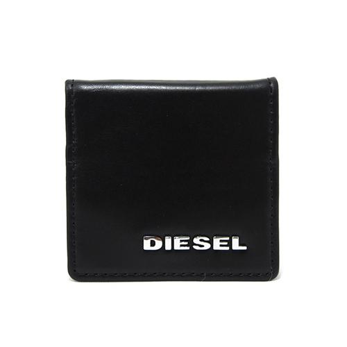 ディーゼル DIESEL メンズ コインケース X03369-PR778-H3778 ブラック/カーキ