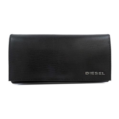 ディーゼル DIESEL メンズ 長財布 X03455-P0685-T8013 ブラック