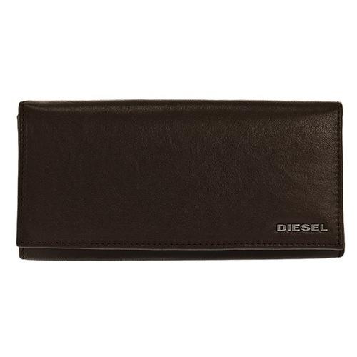 ディーゼル メンズ 長財布 X04457-PR227-H6385 ブラウン