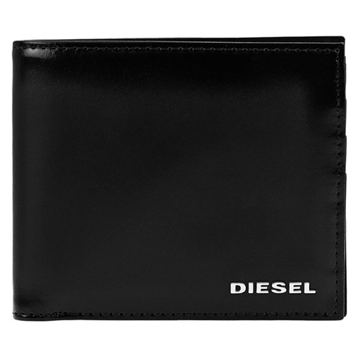 ディーゼル メンズ 二つ折り財布 X04750-P0231-T8013 ブラック